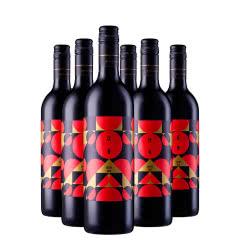 山西怡园酒庄庆春干红2018年份750ml*6 国产红酒 新品尝鲜