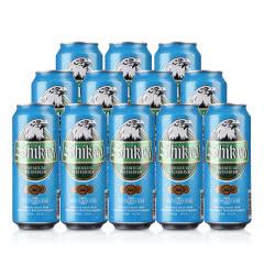 【酒仙独家】德国猎鹰小麦啤酒500ml*12