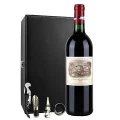 (列级庄·名庄·正牌)法国拉菲酒庄1989干红葡萄酒750ml(又:大拉菲、拉菲城堡)