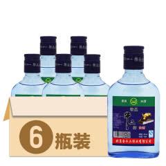 42°牛二犇浓香型白酒150ml*6瓶(口粮小酒)