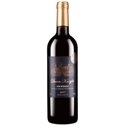 黎明骑士城堡干红葡萄酒红酒750ml