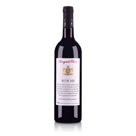 澳大利亚洛伊斯达梅洛BIN168干红葡萄酒750ml