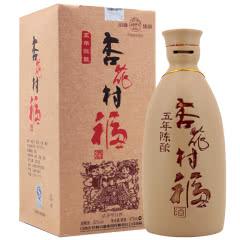 【老酒】52°汾酒集团杏花村福酒475ml(2011年)