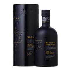 48.4°布赫拉迪(Bruichladdich) 洋酒 星图1992年限量版5.1号单一麦芽苏格兰威士忌750ml