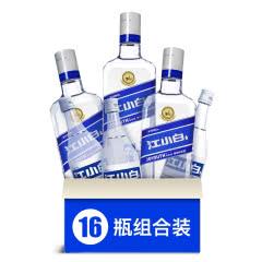 江小白青春版40度500ml*4瓶+150ml*6*2 瓶箱装
