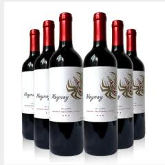 12.5°干露火玫瑰 混酿红葡萄酒750ml*6瓶