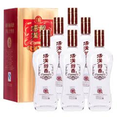 42°汤沟醇香3A浓香型白酒500ml(6瓶装)
