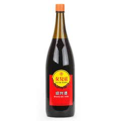 【出口日本】绍兴黄酒女儿红六年陈绍兴花雕酒1.75L糯米老酒加饭