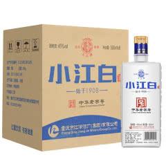45°几江牌小江白500ml*8瓶(整箱装)