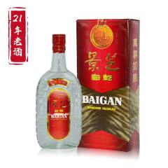 【老酒特卖】1997年44°景芝白乾单瓶