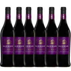 13.5°天鹅庄99号窖藏西拉干红葡萄酒750ml*6瓶