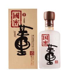 董酒国密46度500ml董香型贵州白酒纯粮食固态酿造