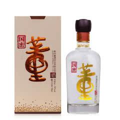 董酒2016版国密54度500ml*6董香型贵州白酒 纯粮固态