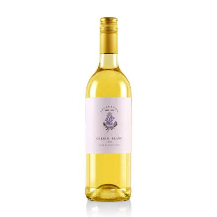 南非(原瓶进口)蓝楹花白诗南干白葡萄酒750ml