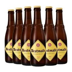 西麦尔比利时修道院三料啤酒330ml(6瓶装)