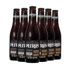 帕图思比利时老棕啤酒330ml(6瓶装)