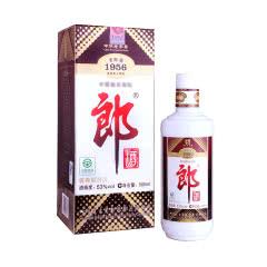 53°郎酒老郎酒1956酱香型白酒500ml(单瓶整)2011年