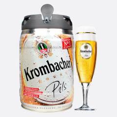 德国进口啤酒科隆巴赫啤酒科慕堡比尔森啤酒5L桶装铁金刚