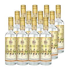 52°贵州湄窖 高粱白250ml(12瓶装)