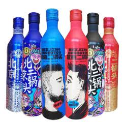 42°永丰牌白酒 北京二锅头 金属瓶身 清香型白酒 500ml*6 整箱