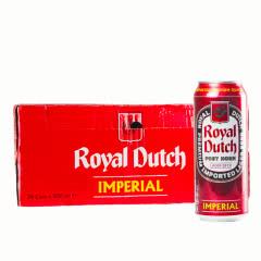 德国进口啤酒皇号1806(皇家骑士)啤酒 500ml*24听整箱