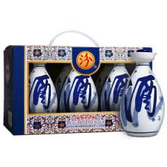 53° 汾牌礼宾酒 白酒 礼盒装 225ml(6瓶装)