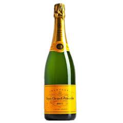凯歌(Veuve Cliquot) 法国进口葡萄酒 皇牌香槟 750ml