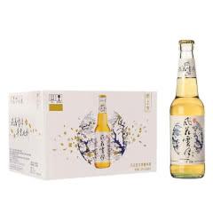嘉士伯风花雪月啤酒 特酿啤酒325ml*24瓶 整箱装 果蔬味型啤酒