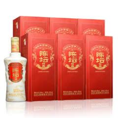 52度剑南春陈坛特曲浓香型白酒500ml*6整箱