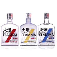 五粮液(股份)火爆精酿小酒100ml(三瓶套装)