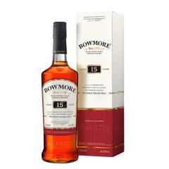 40°波摩15年单一麦芽威士忌700ml