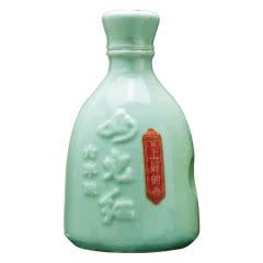 女儿红清雅六年花雕酒绍兴黄酒青瓷礼盒500ml包邮阿胶黄酒