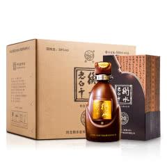 39°衡水老白干古法二十 500ml(4瓶装)