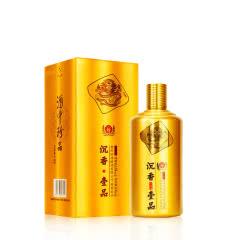 53°珍酒 沉香壹品(黄金版) 500ml单瓶装