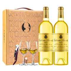 拉蒙 劳雷特酒庄 圣十字峰产区波尔多AOC  法国原瓶进口 贵腐甜白葡萄酒750*2