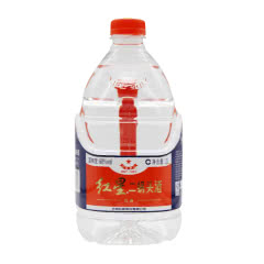 【高度白酒】红星二锅头60度白酒高度清香型白酒 2L 桶装(1桶)