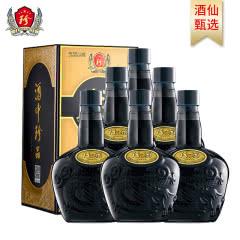 53°珍酒老珍酒 易地茅台 贵州珍酒 酱香型白酒 固态纯粮酒500ml*6整箱