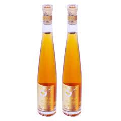 12°长白山中禧冰酒 威代尔白冰葡萄酒甜酒女士非香槟375ml(2瓶)
