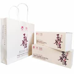 云南普洱 秘制三味普洱江山茶 120g*2礼盒装(熟茶)