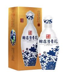 河南特产白酒 赊店老酒 青花瓷清青花46度500ml浓香型白酒 46度1瓶