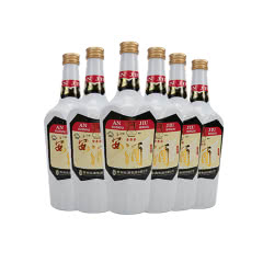 55°贵州安酒500ml*6瓶