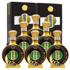 53°贵州茅台镇酱香私藏1988酱香白酒礼盒酒 500ml *6(整箱装)