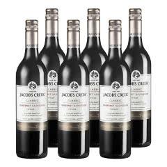 杰卡斯赤霞珠红葡萄酒750ml 6支装