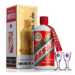 53°贵州茅台酒 飞天茅台酒 500ml 单瓶装(2018年)