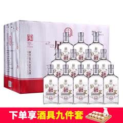 42°永丰牌北京二锅头原浆酒白瓶 清香型白酒 500ml*12瓶整箱装(下单得酒具)