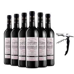 【中级庄】法国红酒波尔多梅多克塔法古堡干红葡萄酒750ml*6整箱装