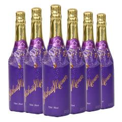 澳洲乔睿庄园 梦幻星辰汽泡酒低度甜酒果味葡萄酒 750ml 整箱装