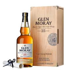 43°格兰莫雷25年单一麦芽威士忌700ml