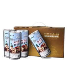 醉青怀青岛精酿原浆啤酒•白啤