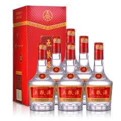 52°五粮液(股份)五粮源佳品500ml(6瓶装)浓香型白酒